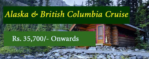 Alaska And British Columbia Cruise