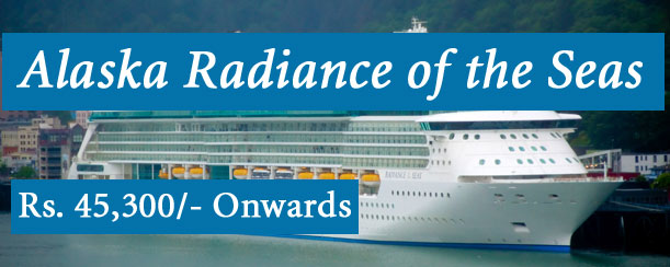 Alaska Radiance of the Seas