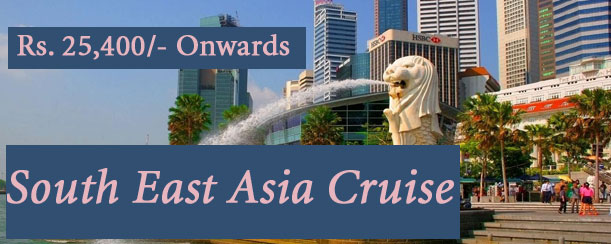 Spice Of South east Asia Cruise