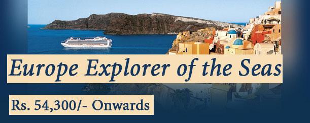 Europe Explorer Of The Seas