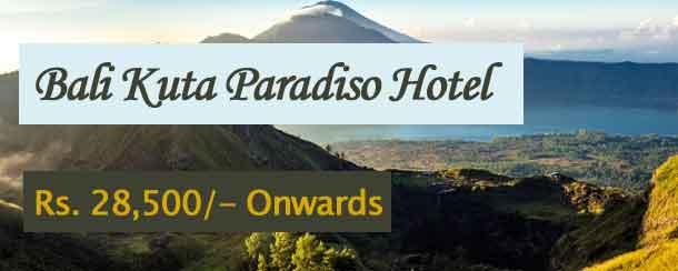 Asia - Bali - Kuta Paradiso Hotel