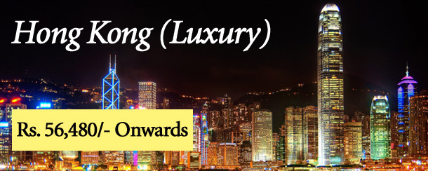 Hong Kong - Luxury