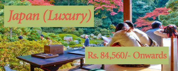 Japan - Luxury