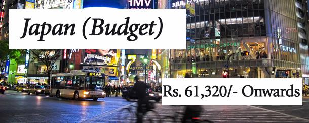 Japan - Budget