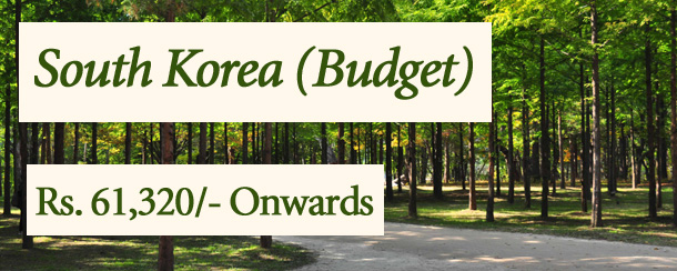 South korea - Budget