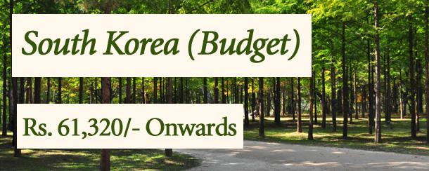 South korea - Budget