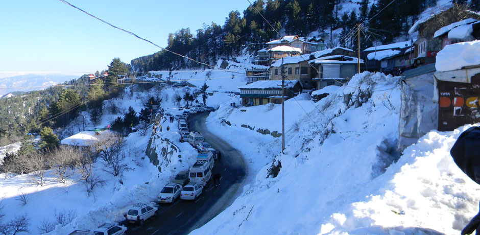 Delightful Shimla